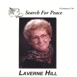 Laverne Hill - Search for Peace