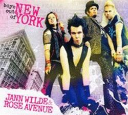 Jann Wilde & Rose Avenue - Boys Out of New York