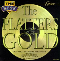 The Platters - The Best of the Platters Gold [Excelsior]
