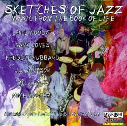 Manny Albam - Sketches of Jazz: Music From the Book of Life - Arranged & Conducted by Manny Albam