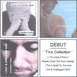 Jonathan Taylor - Debut: The Collection.