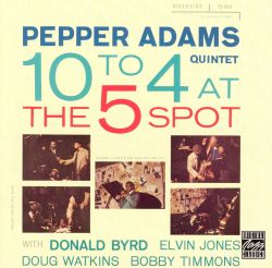 10 to 4 at the Five Spot