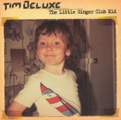 The Little Ginger Club Kid