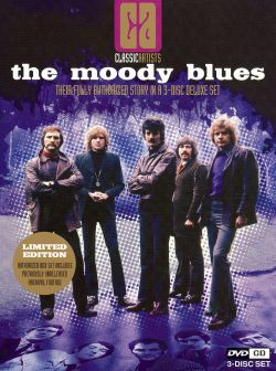The Moody Blues: Classic Artists [DVD/CD] - The Moody ...