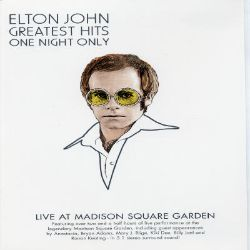 Greatest Hits Live @ Madison Square Garden - Elton John