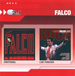Falco - Emotional/Falco Live Forever