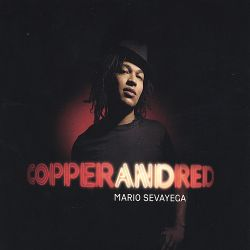 Mario Sevayega - Copper and Red