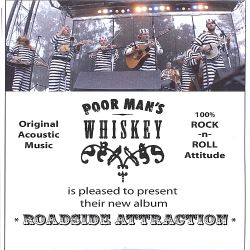 Poor Man's Whiskey - Roadside Attraction [Promo Plus Edition]