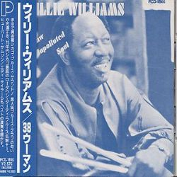 Raw Unpolluted Soul - Willie Williams