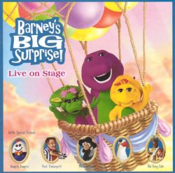 Barney's Big Surprise! Live on Stage