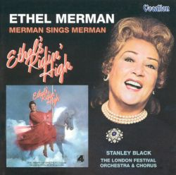 Merman Sings Merman/Ethel's Ridin' High