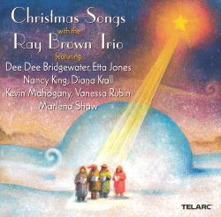Christmas Songs With Ray Brown - Ray Brown Trio