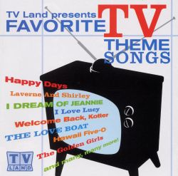 TV Land Presents Favorite TV Theme Songs - Various Artists