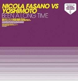 Nicola Fasano - Been a Long Time [10 Tracks]