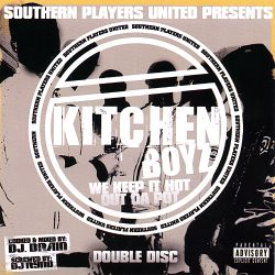 Kitchen Boyz - We Keep It Hot Out Da Pot