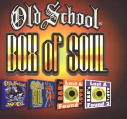 Old School Box of Soul - Various Artists | Songs, Reviews ...