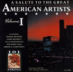 Salute to the Great American Artists, Vol. 1