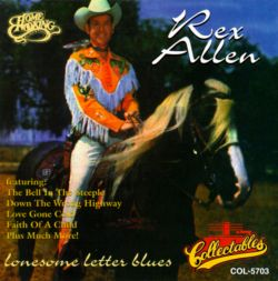 Lonesome Letter Blues