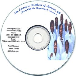 The Edwards Brothers of Morven, GA - Be Patient (Wait on the Lord)