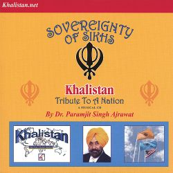 Dr. Paramjit Singh Ajrawat - Sovereignty of Sikhs