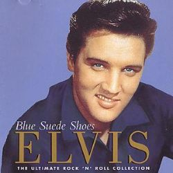 Elvis Presley Blue Suede Shoes Release Date