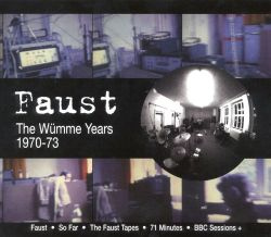 The Wumme Years: 1970-73