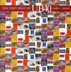 The Very Best of UB40 1980-2000 [US]