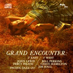 Grand Encounter: 2 Degrees East-3 Degrees West