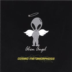 Alien Angel - Cosmic Metamorphosis