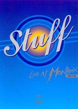 Stuff - Live at Montreux 1976 [DVD]