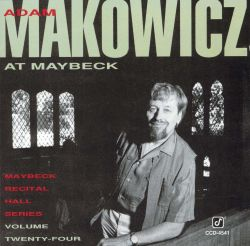 Live at Maybeck Recital Hall, Vol. 24
