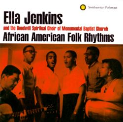 African American Folk Songs & Rhythms
