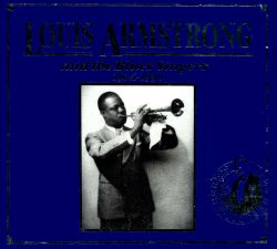 Louis Armstrong - Louis Armstrong and the Blues Singers: 1924-1930