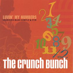 The Crunch Bunch - Luvin' My Numbers