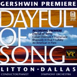 Andrew Litton / Dallas Symphony Orchestra - Dayful of Song
