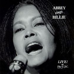 Abbey Sings Billie, Vol. 1
