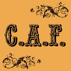 Exebelle & the Rusted Cavalcade - C.A.F.