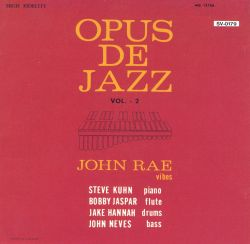 Johnny Rae - Opus de Jazz, Vol. 2
