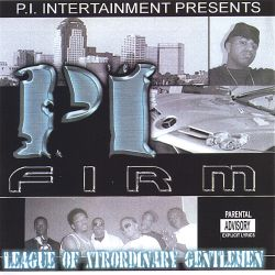 Pi Firm - League of Xtrordinary Gentlemen