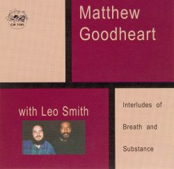 Interludes Of Breath And Substance