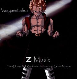 Scott Morgan - Z Music