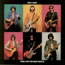 Pure Pop for Now People album cover.
