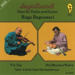 Pandit V.G. Jog - Jugalbandi: Duet for Violin and Guitar
