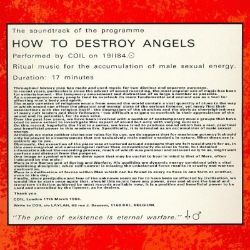 Coil - How to Destroy Angels