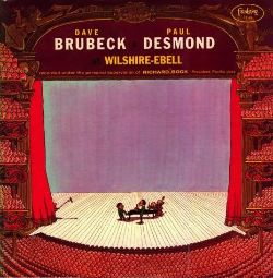 Dave Brubeck & Paul Desmond at Wilshire-Ebell
