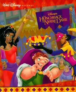 Disney - The Hunchback of Notre Dame (Le Bossu De Notre-Dame) [French Read-A-Long]