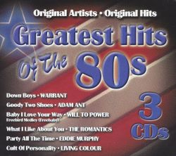 Greatest Hits of the '80s [Platinum 3 CD] - Various ...