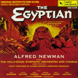 The Egyptian [Original Motion Picture Soundtrack]