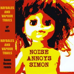 Noise Annoys Simon - Haybales and Vapour Trails