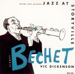 Sidney Bechet - Jazz at Storyville, Vol. 1